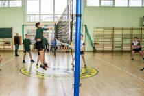 Turniej piłki siatkowej  w Konarzynach 2019-11 1
