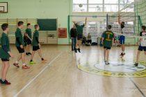 Turniej piłki siatkowej  w Konarzynach 2019-12 1